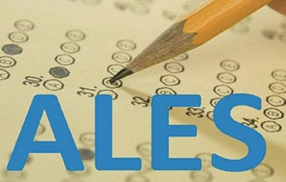 ALES sınav giriş belgesi çıkarma ekranı ALES 2. dönem sınav yeri