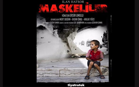 İsrailli yazarın gözünden Filistin dramı 'Maskeliler'...