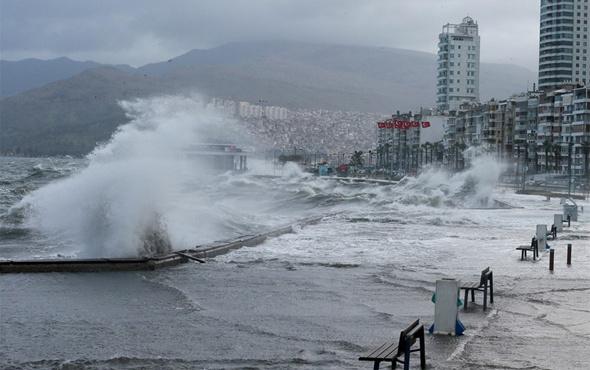 İstanbul Valiliği'nden fırtına uyarısı!
