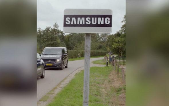 'Appel' köyünde bedava Galaxy S9 dağıttılar!