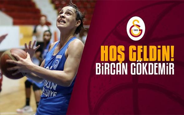 Nazlı Bircan Gökdemir Galatasaray'da