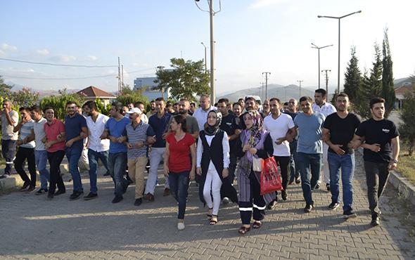 Samsun'da işçilerden 'mobbing' iddiası!