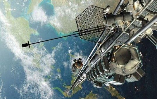 'Uzay asansörü' için tarihi adım! Bu ay içerisinde...