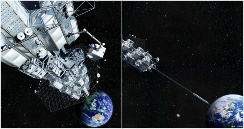 Uzaya asansör yapılıyor Japonya'nın bilim adamları test ediyor