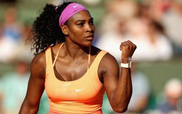 Serena Williams ve Japon Osaka finale çıktı