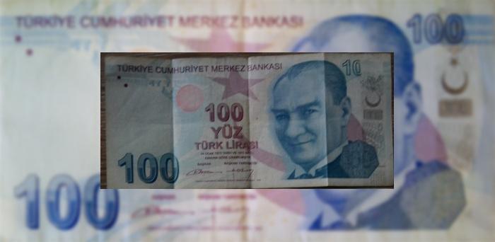 Cüzdanızdan 100 lirayı çıkarıp bakın! Eğer bu varsa yaşadınız!
