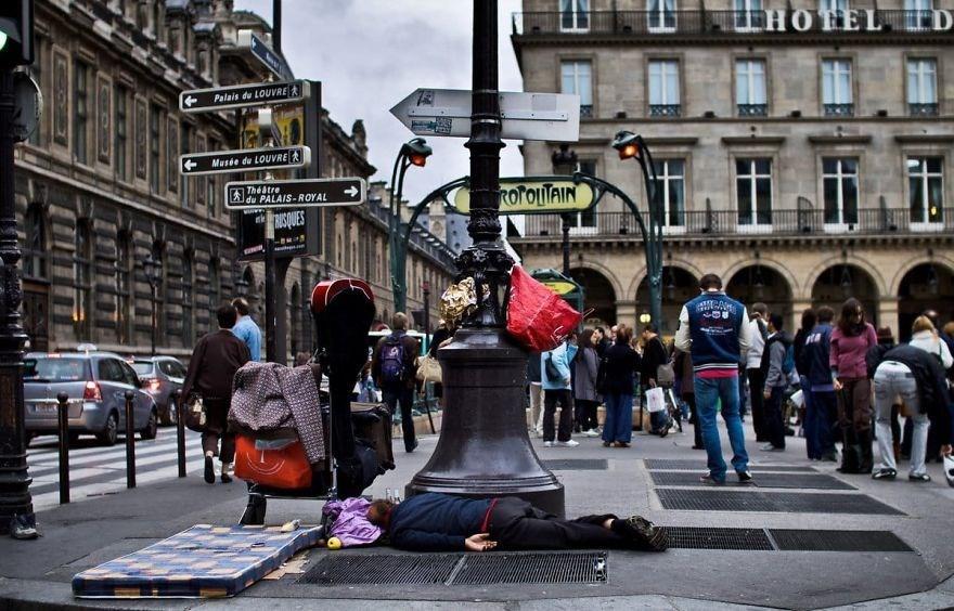 Herkes buraya hayran ama... Paris'in öteki yüzü!