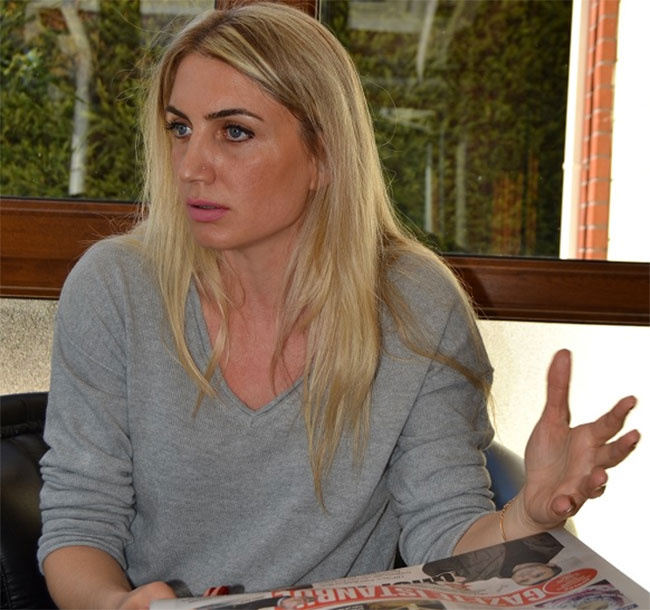 Ekrem İmamoğlu'nun eşi Dilek İmamoğlu Semiha Yıldırım'la kıyaslanmasına isyan etti