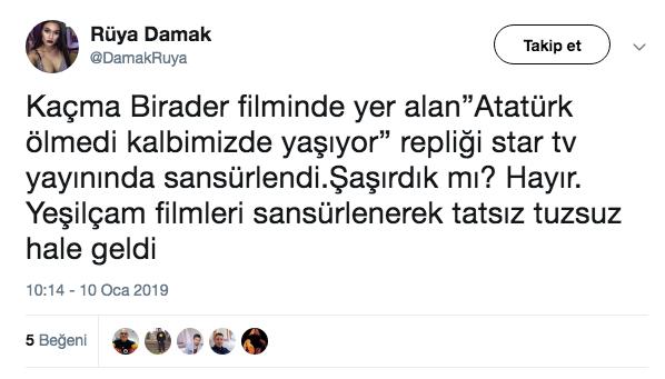 Star TV'nin skandal 'Atatürk' sansürü ortalığı ayağa kaldırdı