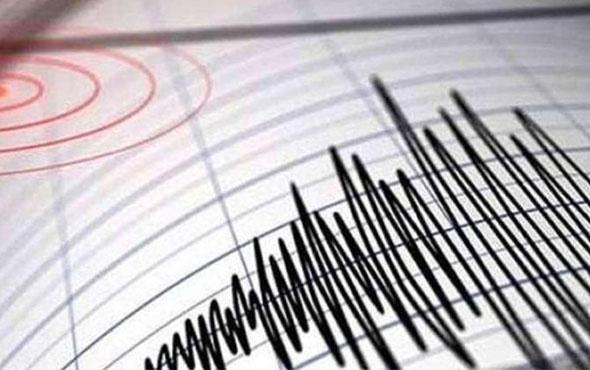 Muğda Datça açıklarında deprem