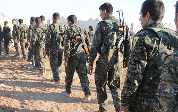 Suriye'de son dakika şok gelişme! YPG/PKK Deyrizor'a girdi