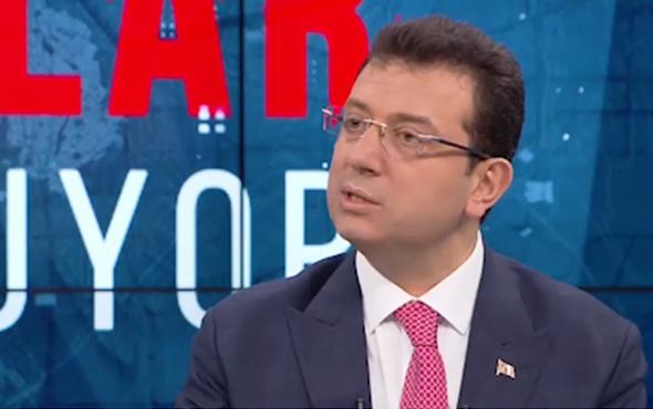 CHP'nin İstanbul adayı İmamoğlu: Benim makamım halkın içinde olacak