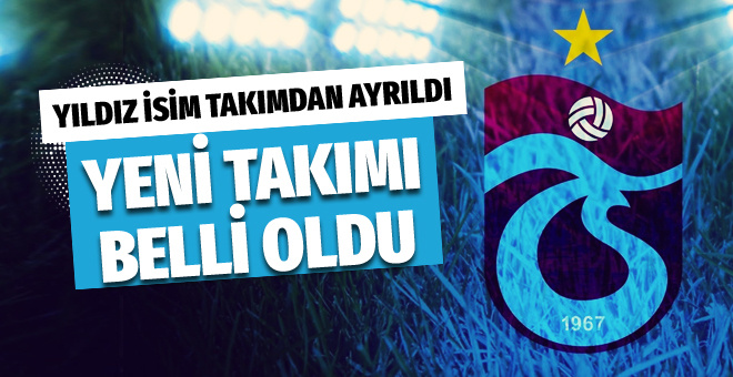 Trabzonsporlu Juraj Kuçka'nın yeni takımı belli oldu