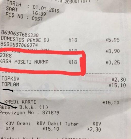 Paralı poşet isyanı 'marketler de bize reklam parası versin'