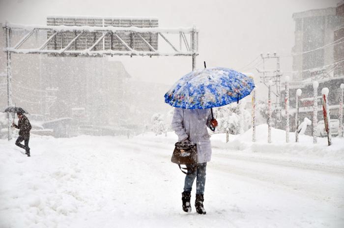 Yarın kar başlıyor Meteoroloji alarm verdi 4 gün bu illeri perişan edecek