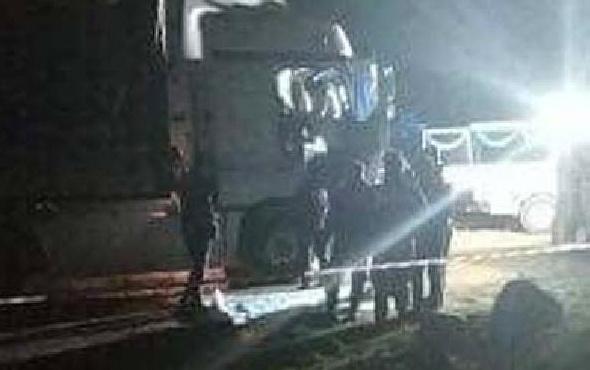 Şanlıurfa'da korkunç olay! Şoförü öldürüp hırsızlık yaptılar