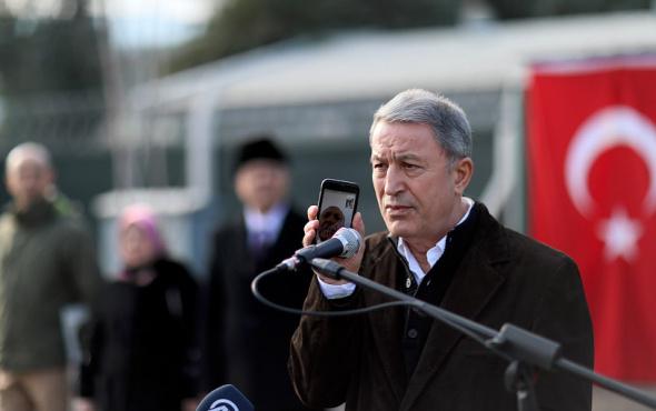 Erdoğan, Afrin kahramanlarına seslendi