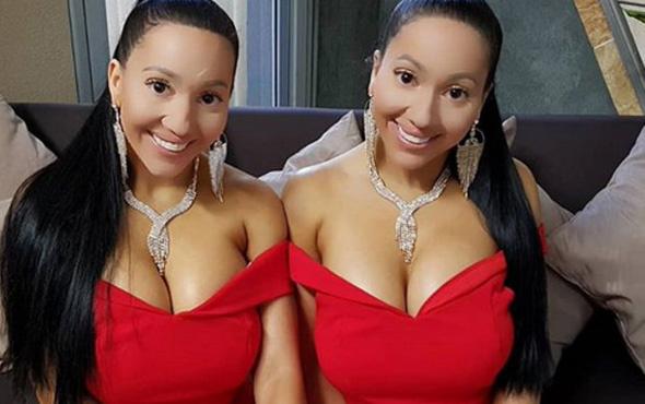Aynı erkeği paylaşan ikizlerin tek dileği bu!