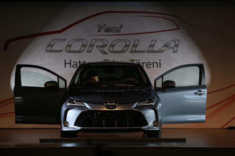 Toyota Dan Turkiye Icin Tarihi Karar Yeni Corolla Artik