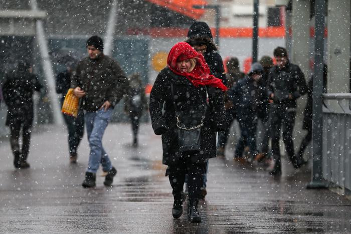 Hava tahmini yenilendi 5 gün kar var İstanbul ve Ankara da listede