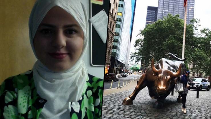 Erdoğan'ın danışmanı Merve Kavakçı'nın kızı Mariam Kavakçı kimdir
