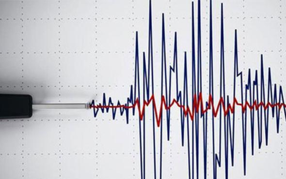 6,3 büyüklüğündeki deprem korkuttu