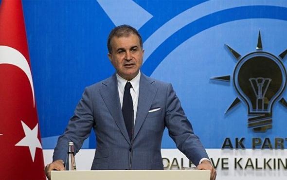 AK Parti sözcüsü Çelik, merak edilen o tarihi açıkladı