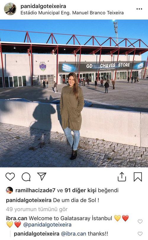 Galatasaray'ın transferini yenge duyurdu! Heyecanlandıran paylaşım