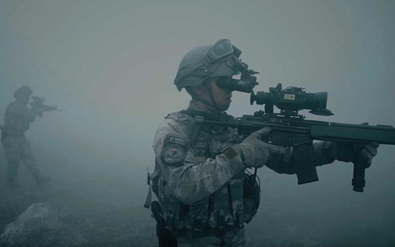JÖH birliklerinden eksi 30 derecede nefes kesen operasyon