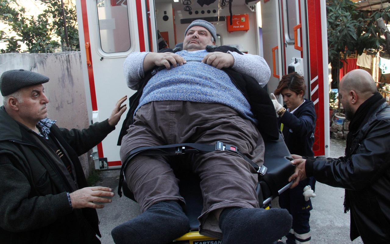 Kiloları yüzünden hastanelik olmuştu Murat Öncü'den haber var