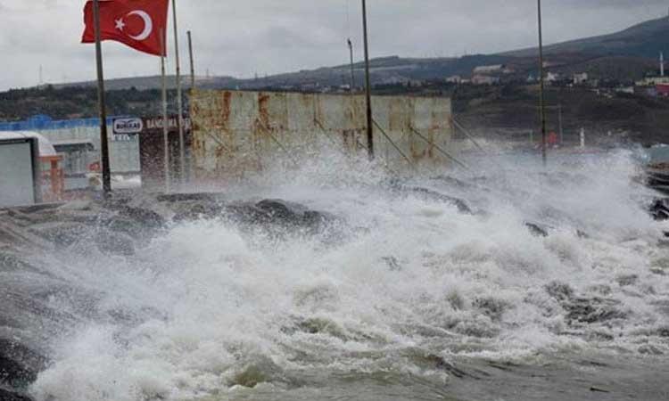 Meteoroloji'den son dakika uyarısı Antalya alarmda diğer illerde yağmur var