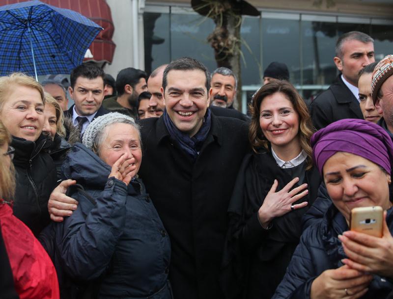 Alexis Çipras Heybeliada Ruhban Okulu'nu ziyaret etti! Tarihte bir ilk