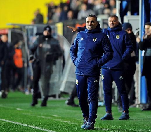 Ersun Yanal listeyi verdi! Fenerbahçe'de 8 isim yolcu