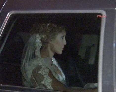 İbrahim Tatlıses'le Ayşegül Yıldız evlendi!