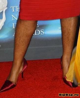 фото женщин с небритыми ногами