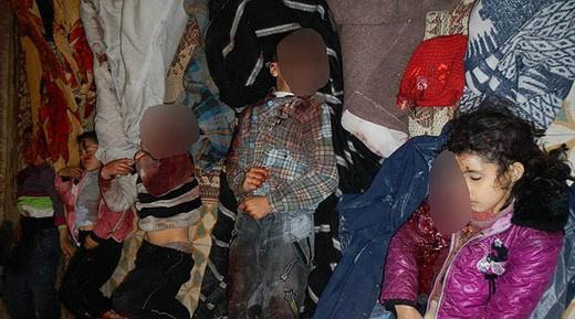 Suriye'deki katliamın fotoğrafları
