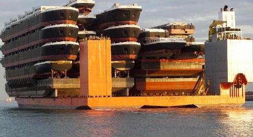 En sıradışı deniz taşıtı