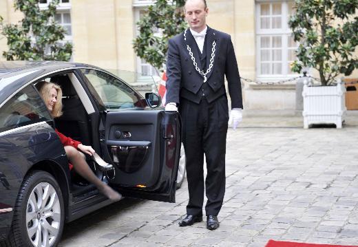Danimarka Başbakanı'nın zor anları