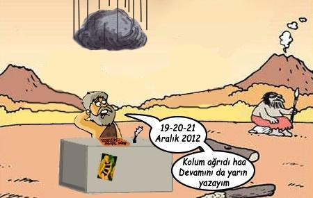 21 Aralık karikatürleri kopartıyor