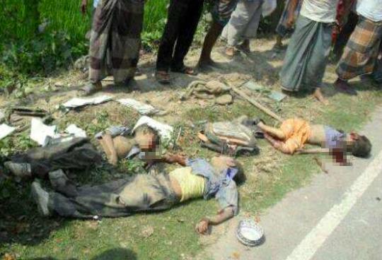 Myanmar'da Budist katiller dehşet saçıyor!
