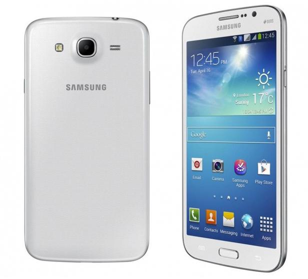 Samsung Galaxy Mega resmen tanıtıldı