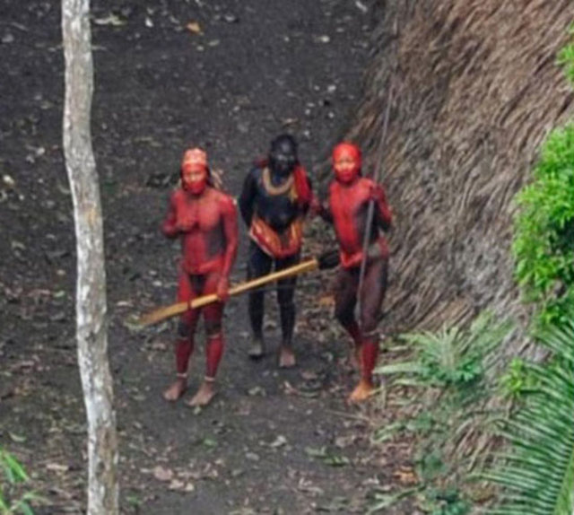 Дикие Племена Амазонки