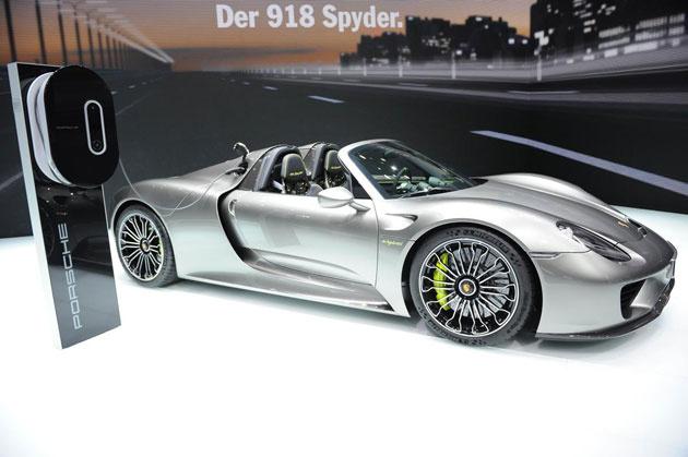 İşte en son model arabalar
