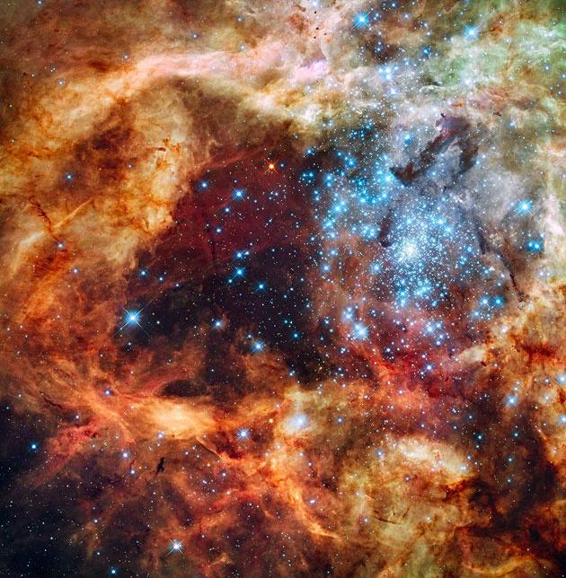 Muhteşem uzay fotoğrafları