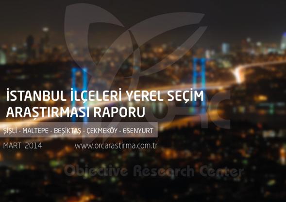Son seçim anketi sonuçları! İstanbul'un ilçelerini kim alır?