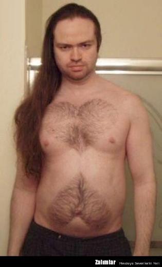 волосатая грудь мужика фото