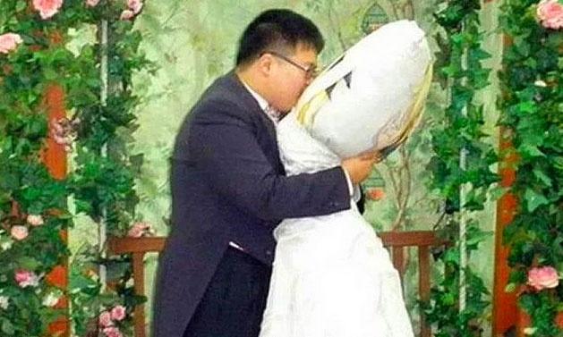 Dünyanın en ilginç evlilikleri