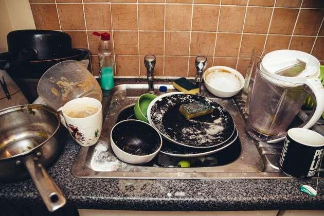 Картинки по запросу бардак на кухне