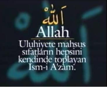 Allah'ın 99 ismi sır ve faziletleri