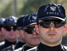 6 aylık eğitimle 20 bin polis
